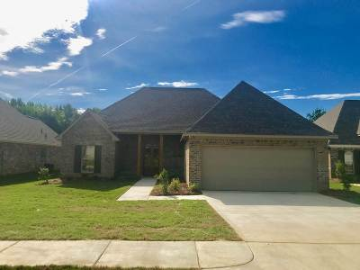 Canton Single Family Home For Sale: 116 Woodscape Dr