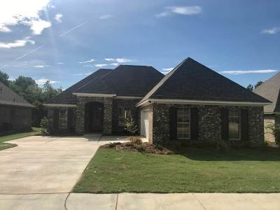 Canton Single Family Home For Sale: 118 Woodscape Dr