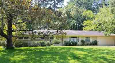 Jackson Single Family Home For Sale: 2435 N Cheryl Dr