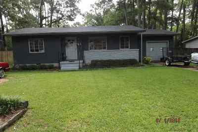 Jackson Single Family Home For Sale: 2526 Paden St
