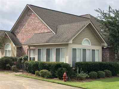 Flowood Condo For Sale: 1030 Independence Blvd