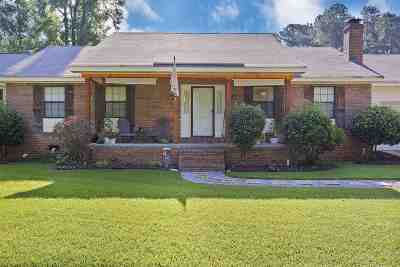 Mendenhall Single Family Home Contingent/Pending: 2426 Hwy 13 Hwy