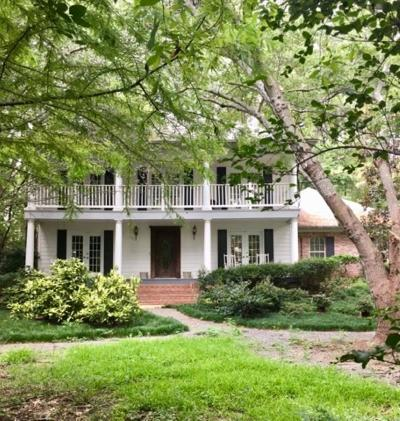 Madison County Single Family Home For Sale: 160 Ingleside Rd