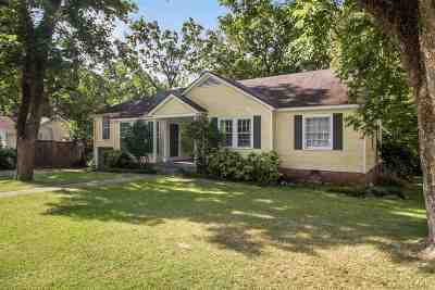 Clinton Single Family Home Contingent/Pending: 702 Oakwood Dr