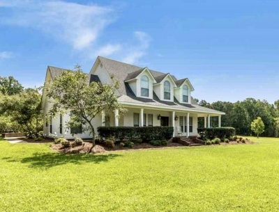 Canton Single Family Home For Sale: 124 Holmes Hollow Ln