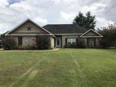 Rankin County Single Family Home Contingent/Pending: 304 Big Oak Dr