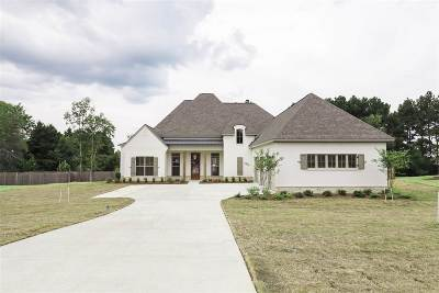 Madison County Single Family Home For Sale: 124 Eagle Cv