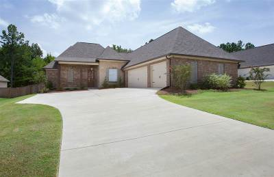 Madison County Single Family Home For Sale: 105 Camden Lake Cir
