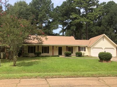 Hinds County Single Family Home For Sale: 4521 Parisian Dr