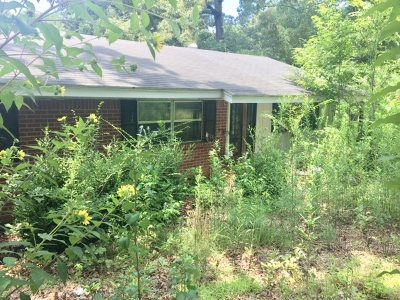 Walnut Grove MS Single Family Home For Sale: $38,480