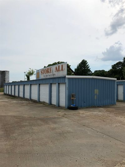 Yazoo City MS Commercial For Sale: $185,000