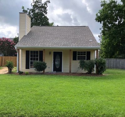 Rankin County Single Family Home For Sale: 3606 Harle St