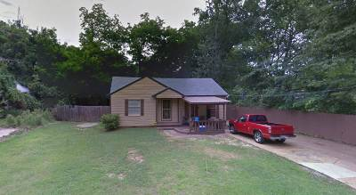 Hinds County Single Family Home For Sale: 2832 Donaldson Dr