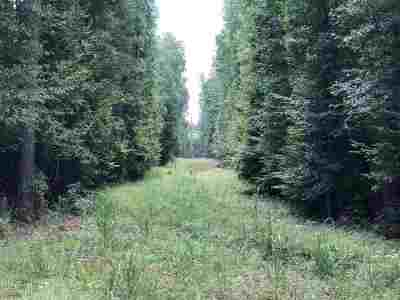 Attala County Residential Lots & Land For Sale: Attala County Rd 4101