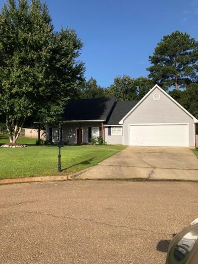 Rankin County Single Family Home For Sale: 2711 N Sycamore Cv