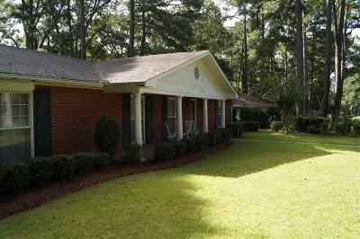 Hinds County Single Family Home For Sale: 5376 Red Fox Rd