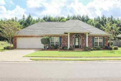 Hinds County Single Family Home For Sale: 509 Huntington Dr