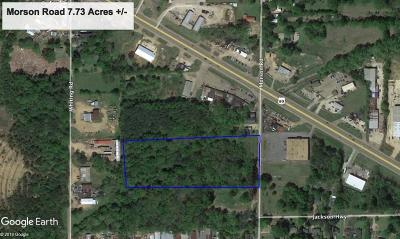 Jackson Residential Lots & Land For Sale: Morson Rd