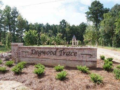 Brandon Residential Lots & Land For Sale: Dogwood Trace
