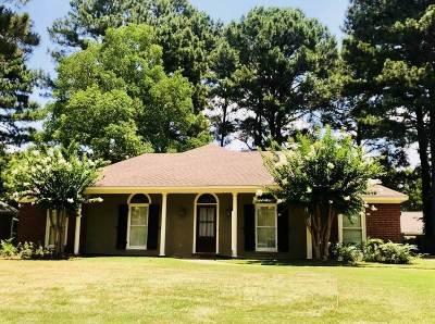 Brandon Single Family Home For Sale: 209 Mandarin Dr