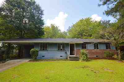 Hinds County Single Family Home For Sale: 2961 Sheila Dr