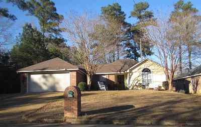 Hinds County Single Family Home For Sale: 543 Winnwood St