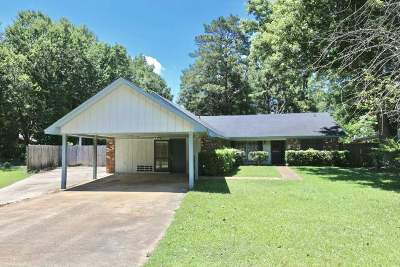 Hinds County Single Family Home For Sale: 103 Willow Cove