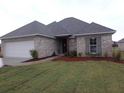 Madison County Single Family Home For Sale: 127 Woodscape Dr #lot 72
