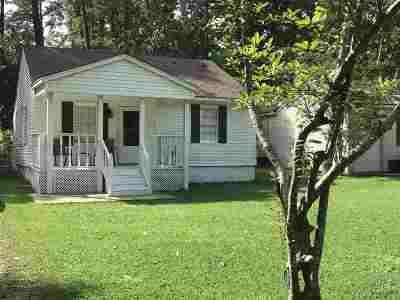 Brandon Single Family Home Contingent/Pending: 121 Meadow Lane Dr