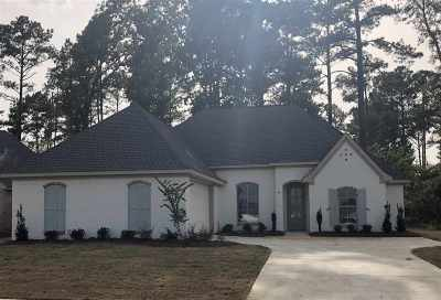 Flowood Single Family Home For Sale: 336 Royal Pond Circle