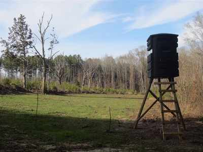 Leake County Residential Lots & Land For Sale: 2491 Highway 16 Hwy