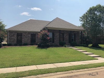 Rankin County Single Family Home Contingent/Pending: 1020 Bowsprit Ln