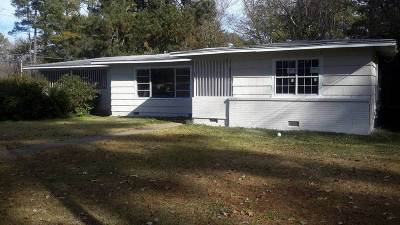 Jackson Single Family Home For Sale: 5572 Pinelane Dr