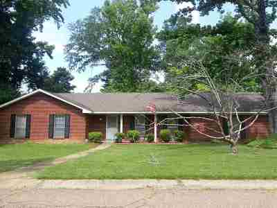 Jackson Single Family Home For Sale: 5749 Pepper Ridge Rd