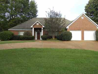 Brandon Single Family Home For Sale: 126 Twin Oaks Dr