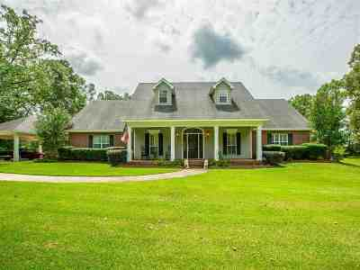 Hinds County Single Family Home For Sale: 1523 W Flowers Rd