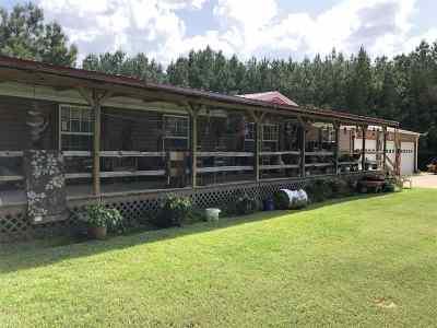 Brandon Single Family Home For Sale: 1693 Shell Oil Rd