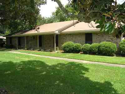 Jackson Single Family Home For Sale: 114 Marshall Dr