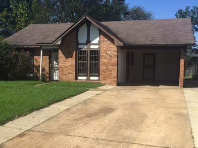 Jackson Single Family Home For Sale: 6537 Lake Forest Dr
