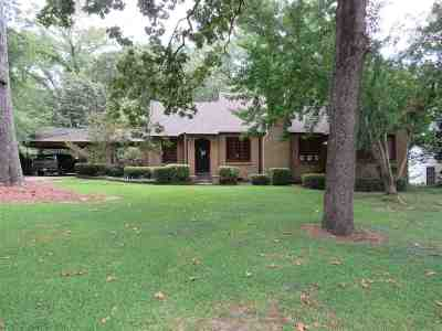 Jackson Single Family Home For Sale: 3601 Hawthorne Dr