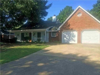 Madison Single Family Home For Sale: 542 Huntington Dr