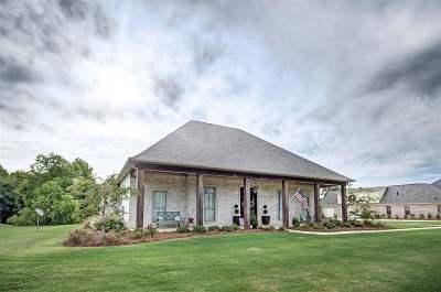 Brandon Single Family Home For Sale: 103 Bonne' Vie Dr