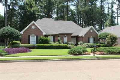 Ridgeland Single Family Home For Sale: 413 Berkshire Dr