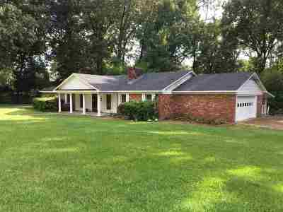Clinton Single Family Home For Sale: 1402 Shady Glen Dr