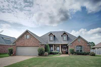 Richland Single Family Home Contingent/Pending: 309 Bullock Cir