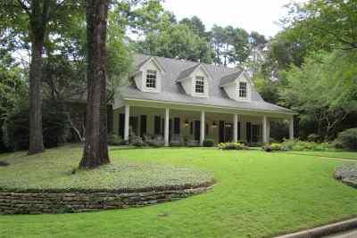 Jackson Single Family Home For Sale: 4616 Northampton Dr