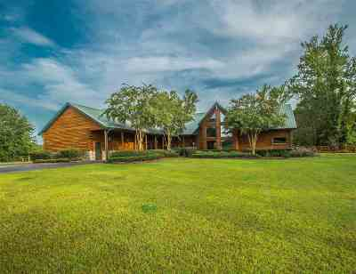 Hinds County Single Family Home Contingent/Pending: 1463 Jones Loop Rd
