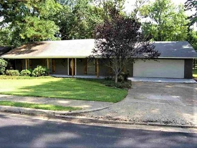 Clinton Single Family Home For Sale: 1604 Edgewood Pl