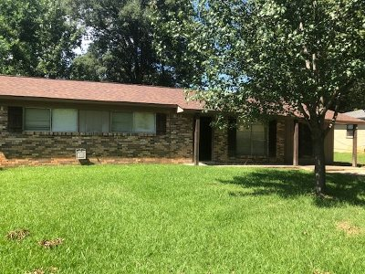 Rankin County Single Family Home Contingent/Pending: 2522 Upper Dr