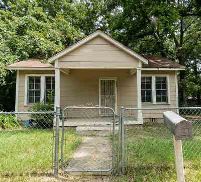 Jackson Single Family Home For Sale: 3824 Newman Ave